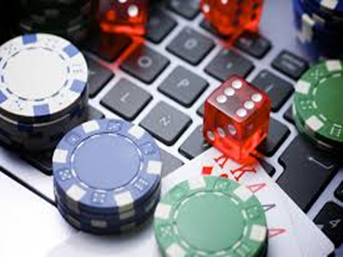 Intro to Online Casino for First-Time Gamblers 1